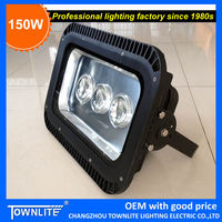 high power led flood light 150w, cob floodlight housing 150 watt