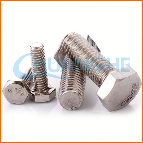 cheap wholesale titanium bolts and nuts price in china