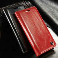 Hot Sell for HTC One M9 Wallet Case, for HTC One M9 PC+PU Leather Case, High Quality for HTC One M9 Flip Case Cover