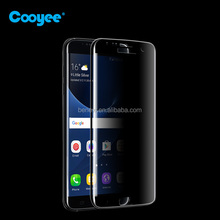 Privacy Glass Screen Protector Full Coverage for Galaxy S7 Edge