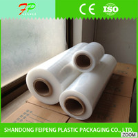 Factory Price LLDPE Plastic Film for Pallet Wrap