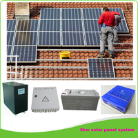 Solar PV panel PV modules 150W 200W 240W 250W 260W 280W 290W 300W 5KW mono solar panel Solar power systems