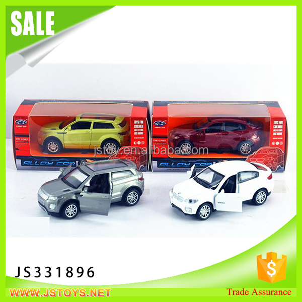 High quality wholesale diecast cars in China
