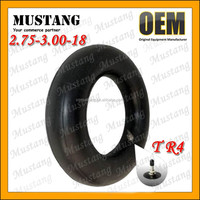 Motorcycle Inner Tube 2.75-18 3.00-18 TR4 Valve Stem Manufacturer