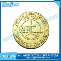 Custom Souvenir rare gold Coins value