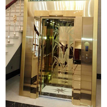 Fast Good Quality Home Using Residential Office Building Passenger Elevator