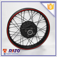 Hot selling popular design 18 inch wheel rim for motorcycle