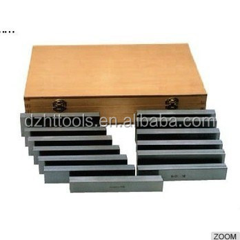 precision parallel blocks with high quality stainless steel