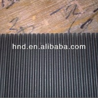 HTD5M Black Timing Belt