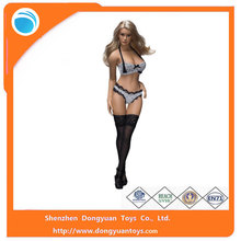 Seamless Female Super Sexy Girl Flexible Action Figure