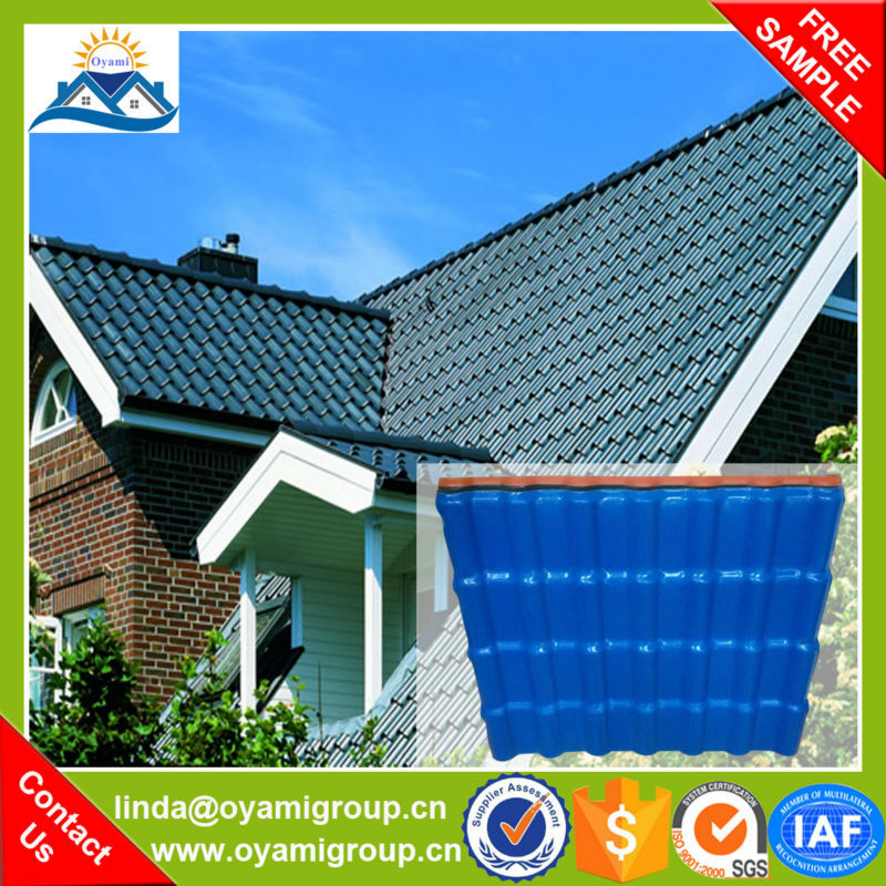 Discount lightweight carbon fiber eagle glass french german european kerala new plastic mgo asa roof tile price