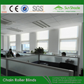 Custom Size plastic chain roller blinds