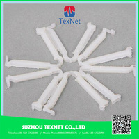 Hospital use colorful disposable plastic umbilical cord clamp for childbirth