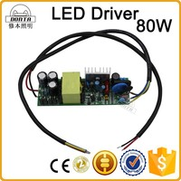 ac dc led driver waterproof power supply 2400ma 80w 36v