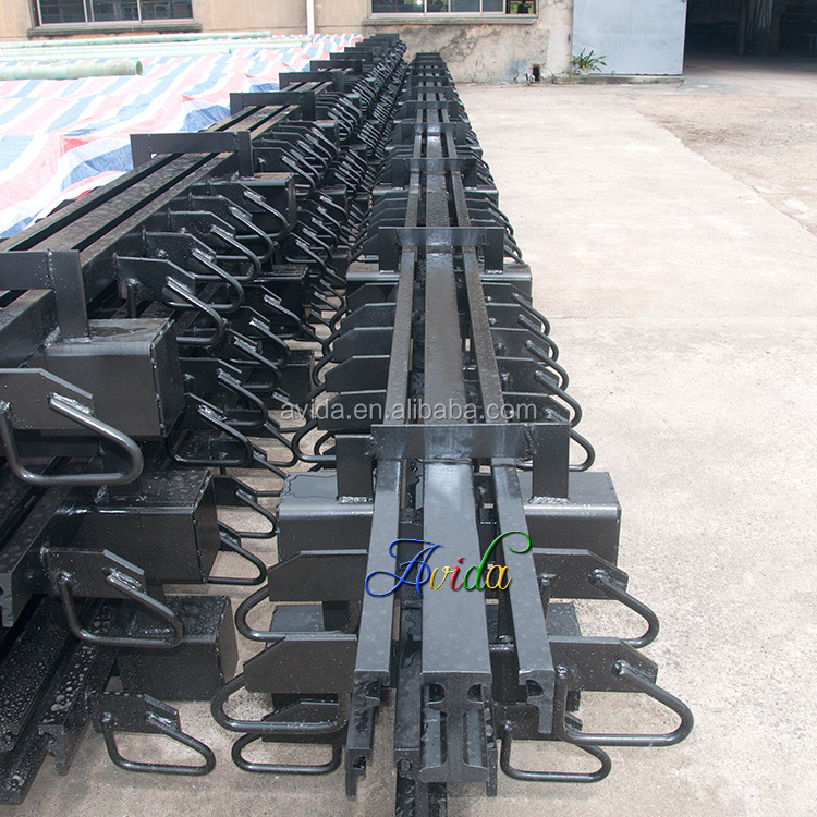 road construction materials metal expansion joints
