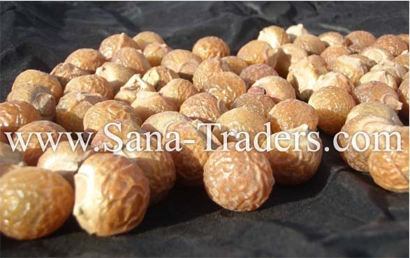Seedless Soap Nuts in Cotton Bags
