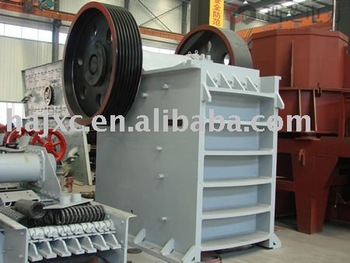 PEX-A Model Jaw Crusher