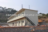 CANAM- Luxury nice designed low price prefabcatied container hotel