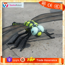 SH-RI023 Dragonfly,Theme Park Decorative Big Size Animatronic Insect