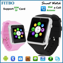 NO.1 Manufacture watch phone for sale For Iphone 6 5 /Samsung S6/Android