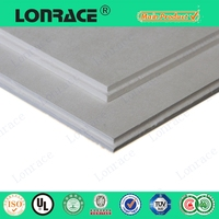 class A white acoustic ceiling board