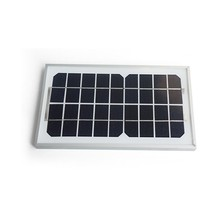 China Manufacture photovolatic solar panel with 5w mono solar panel price
