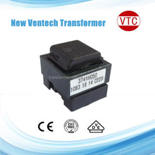 Winding of ferrite core high frequency switch power electrical shield transformer