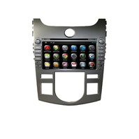 Capacitive Multi-touch Screen Support Mirror Link and OBD Multimedia Car Forte
