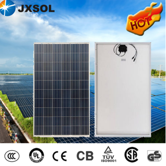 polycrystalline solar cell 250 Watt solar panel for sale