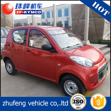 China supplier electric car solar smart rhd