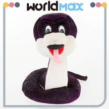 New Arrival Graceful Purple Snake Various Oem Baby Toy