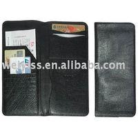 Fake Leather Wallet