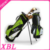 XBL.,CO High Quality leather or canvas nylon Golf bags custom ,golf standard bag , alibaba supplier