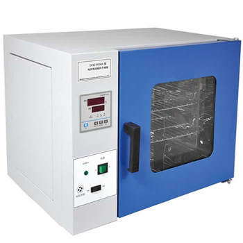 Heating Process Lab Air Circulation Oven with Display Screen