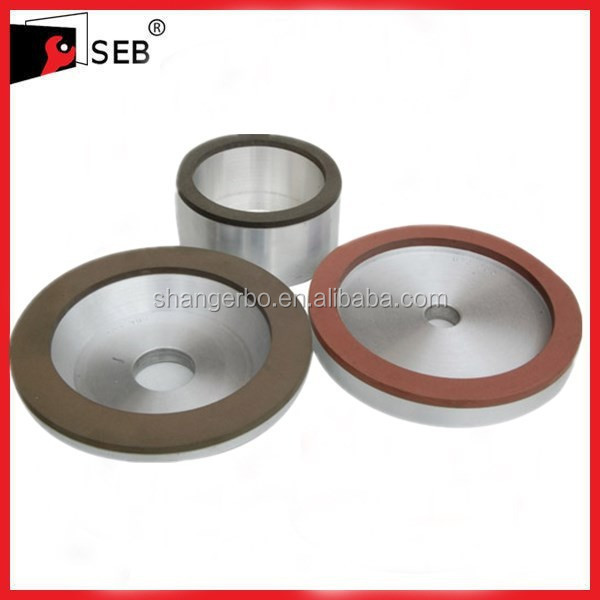 Diamond CNB abrasive grinding wheel