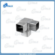 Stals 304 stainless steel square tube connector