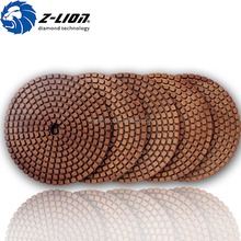 Filling Copper Pad Use For Marble Granite Diamond Polishing Pads