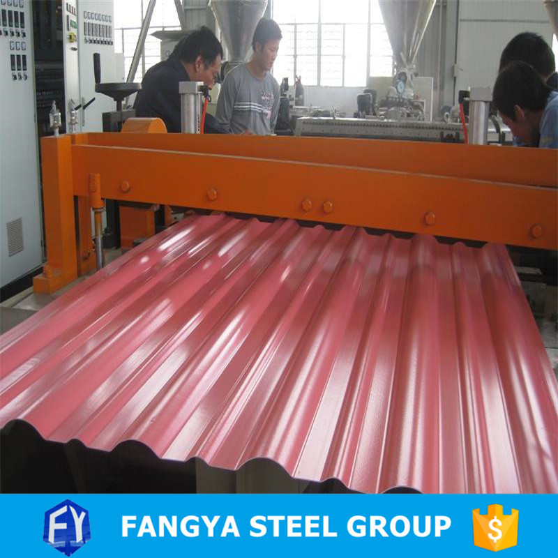 china supplier ! corrugated roof clay tiles galvanized corrugated roofing sheet