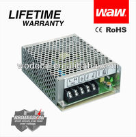 Single output 50w 5v 10a AC/DC switching power supply NES-50-5 smps