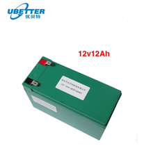 UPS Lithium Ion Battery Rechargeable Battery 12V 12Ah Replace Lead Acid Battery