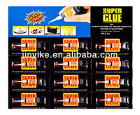 KI-K03 super fast glue with good quality and reasonble price