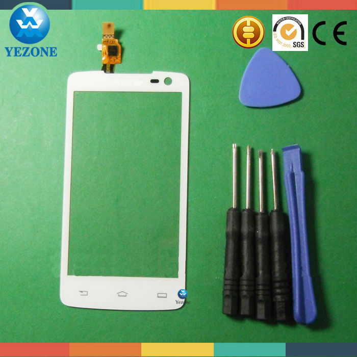 Original New For philips w732 Touch Screen , Touch Digitizer For Philips w732 Touch Glass Replacement