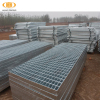 Chinese manufacturing standard size steel grating fence& steel grating window safety system