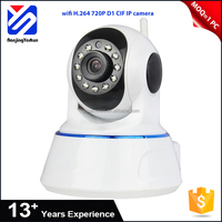 security cctv camera CMOS support AWB, AGC, BLC wifi wireless network ip dome camera