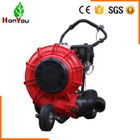 Factory direct sale leaf blower with gasoline , garden blower