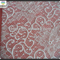 MG1009 New Arrival For Garment Nylon spandex Embroidery Lace & lace Fabric