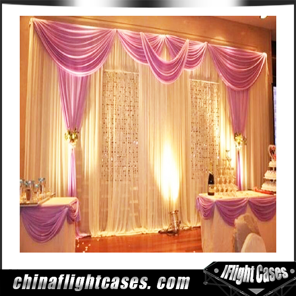 R.k Commando Flame Resistant Backdrop Drapery & Curtains