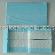 High quality FDA approved medical disposable underpad