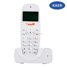 Handheld 2G GSM SIM card home wireless phone