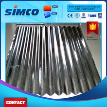 Zinc Aluminized Iron Corrugated Roofing Steel Sheet SupplierZinc Aluminized ibr Iron Corrugated Roofing Steel Sheet Supplier